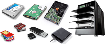 data recovery retrieving lost files